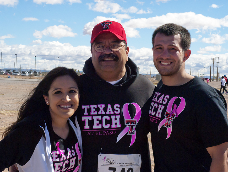 Team Tech at Race for the Cure