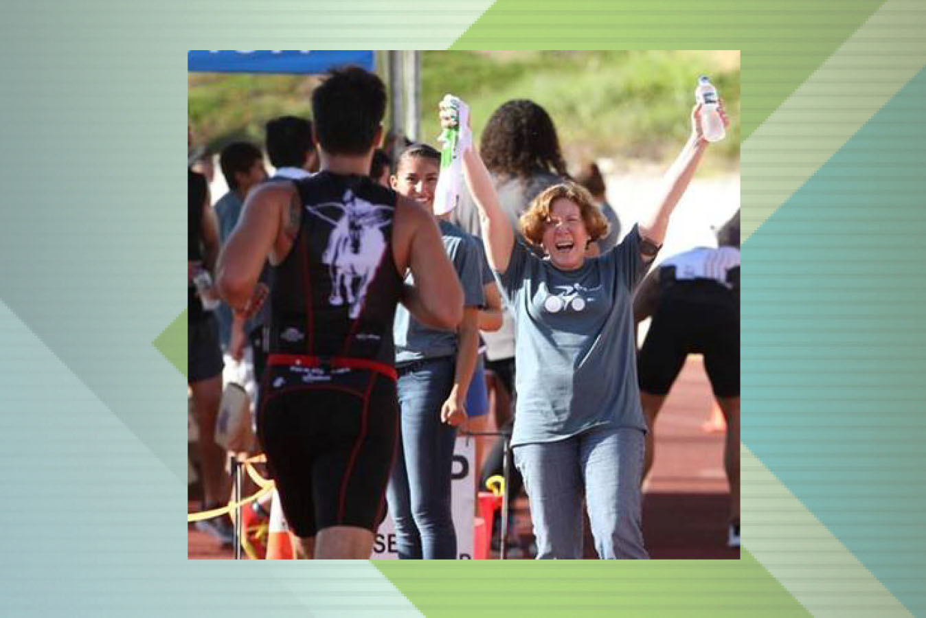 Strong Women of Mighty Mujer Triathlon: Dr. Theresa Byrd