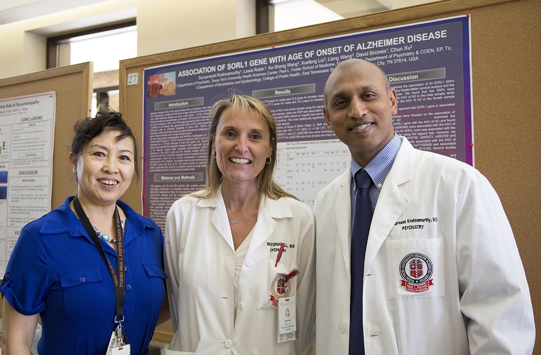 TTUHSC at El Paso Research Colloquium
