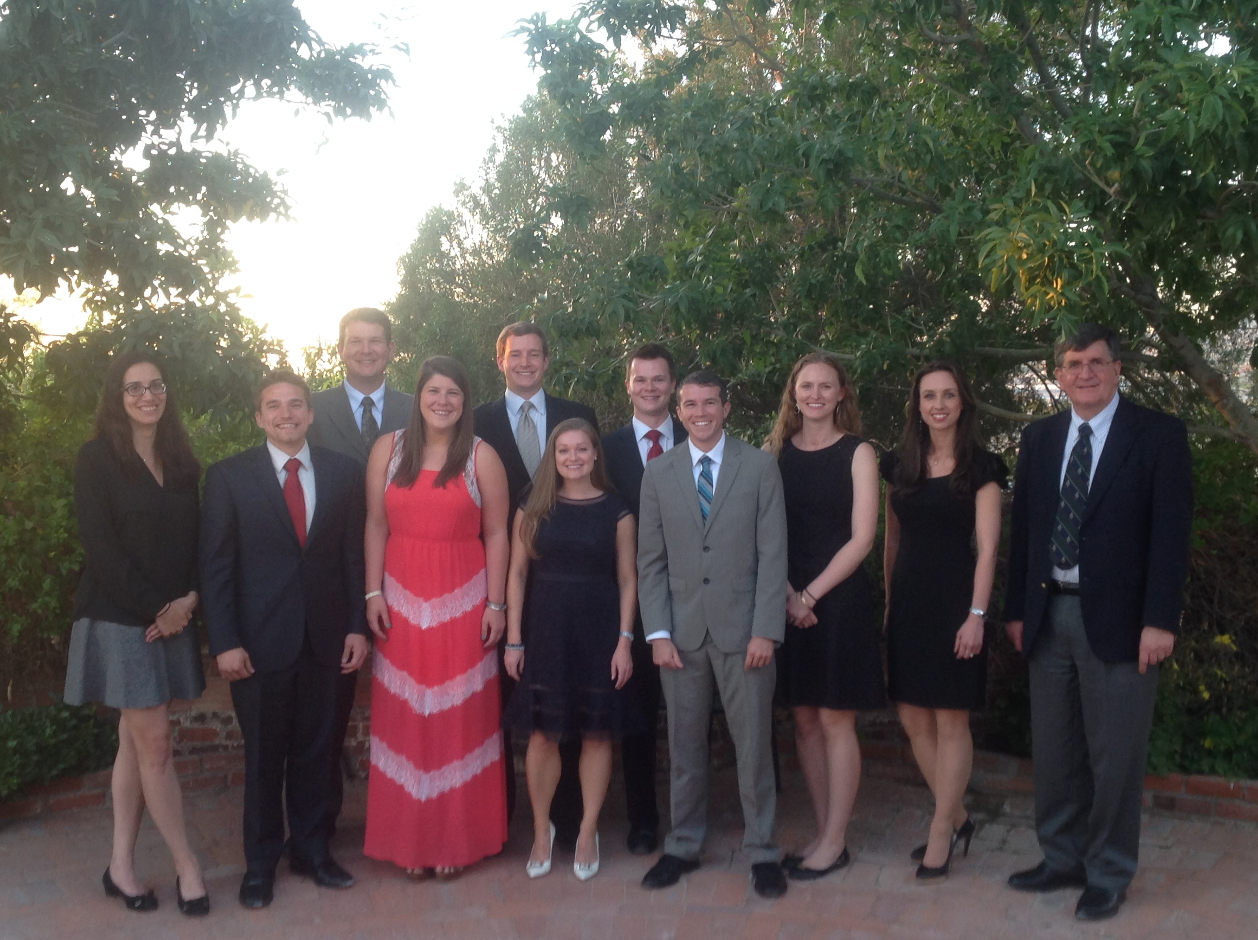 Alpha Omega Alpha Honor Medical Society Inductees