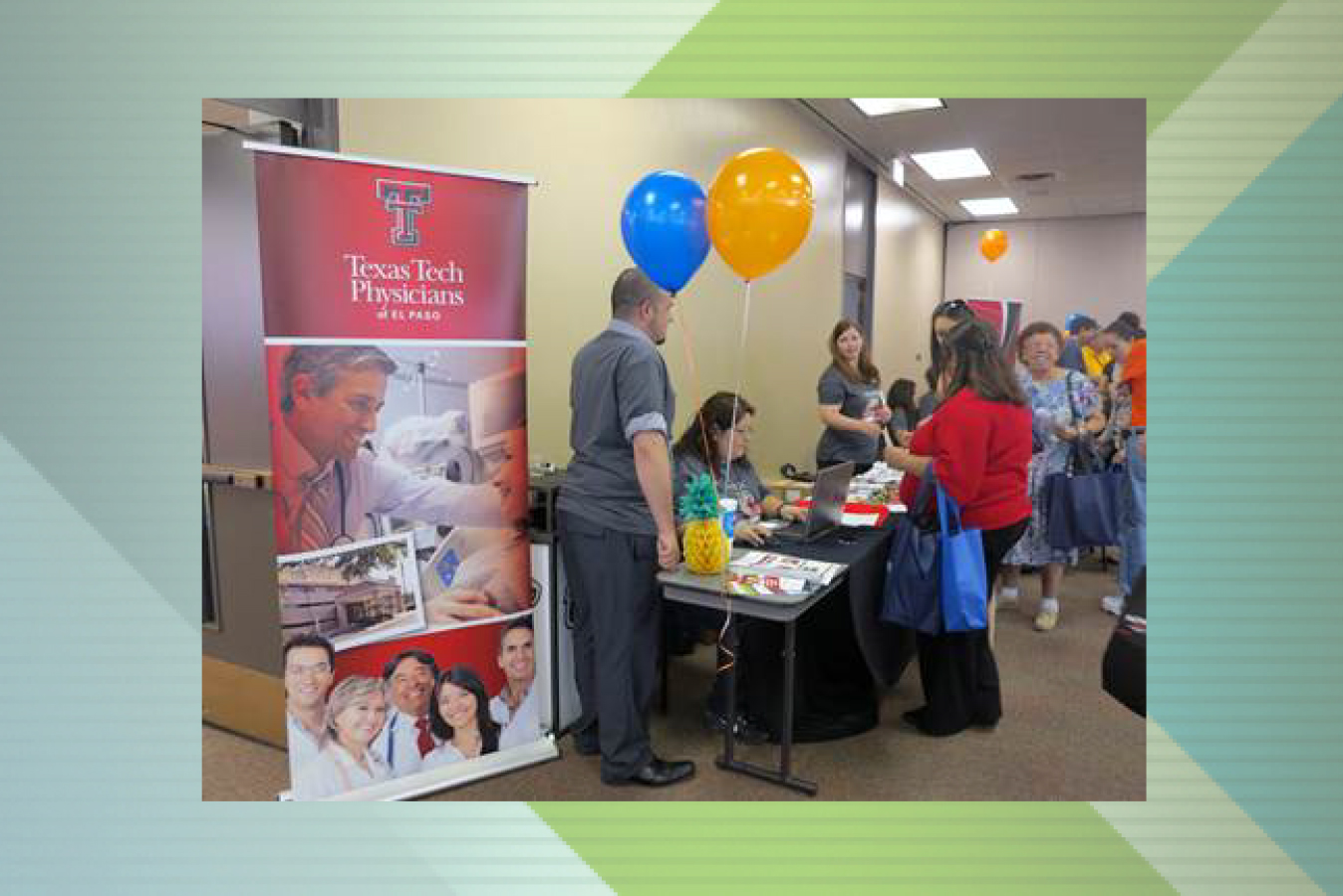 TTUHSC at El Paso Participates in UTEP Health Fair