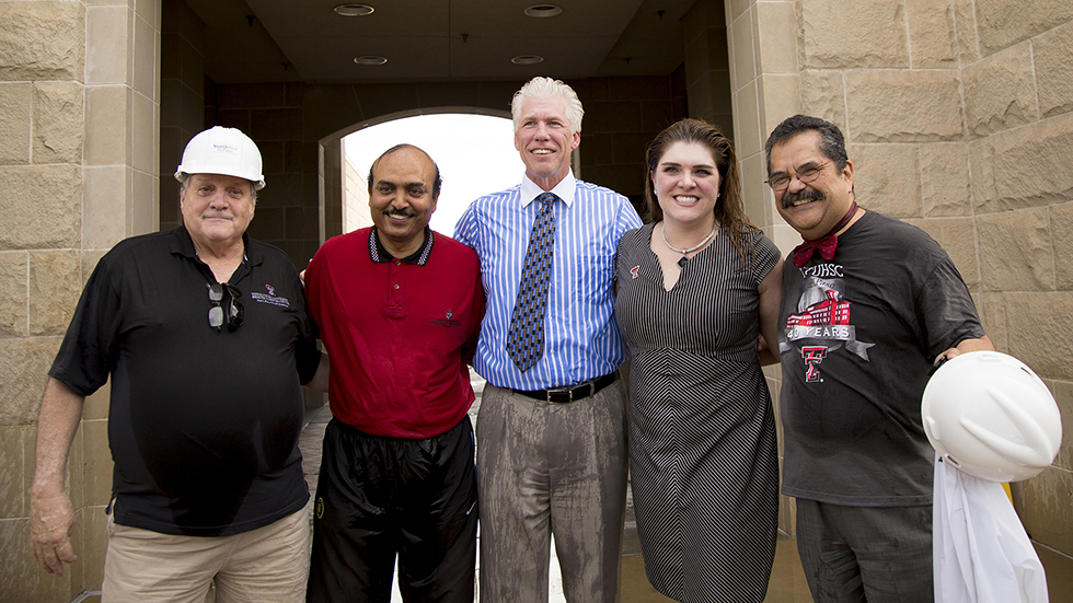 TTUHSC El Paso Take On ALS Challenge – PHOTOS
