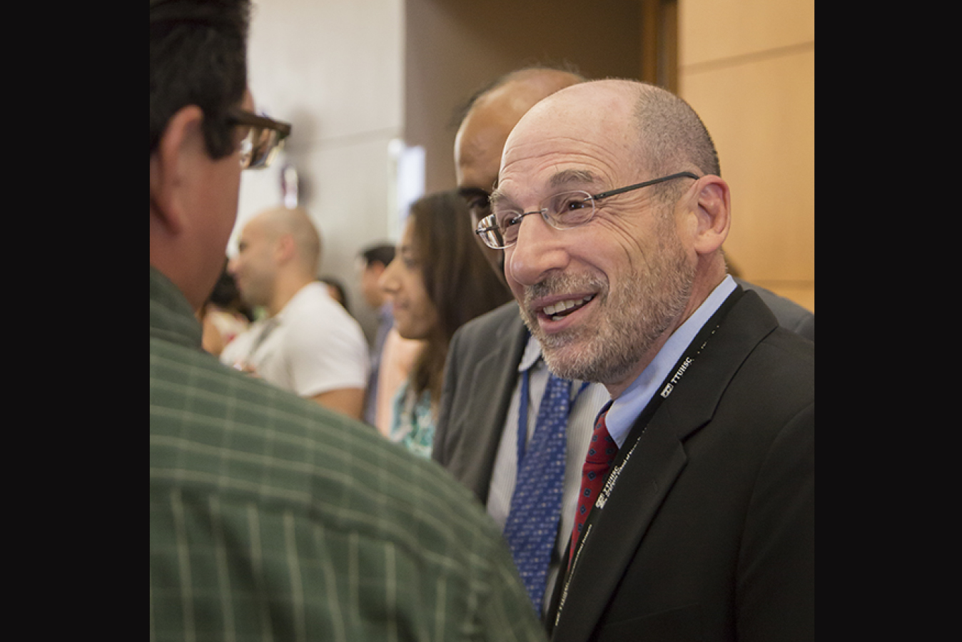 Welcoming Reception for New Vice President of Research Peter Rotwein, M.D.