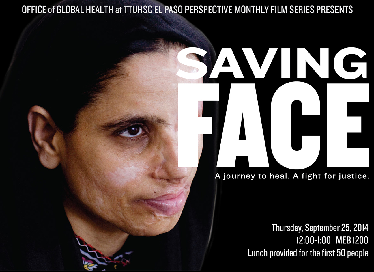 TTUHSC El Paso Office of Global Health Perspective Film Series
