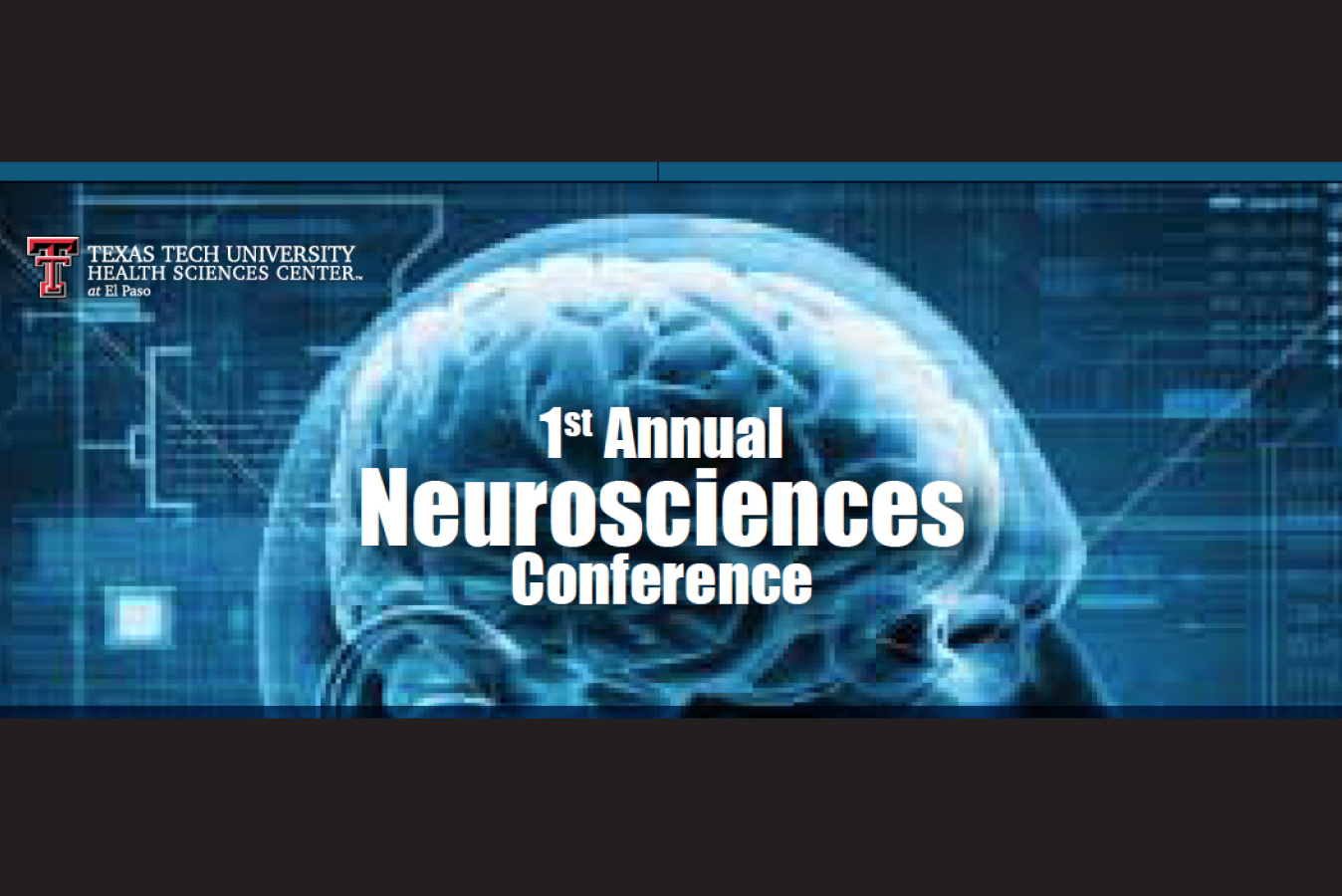 First Neurosciences Conference