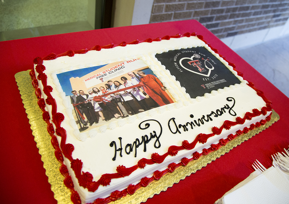 Medical Students Celebrate One Year Anniversary of Clinic