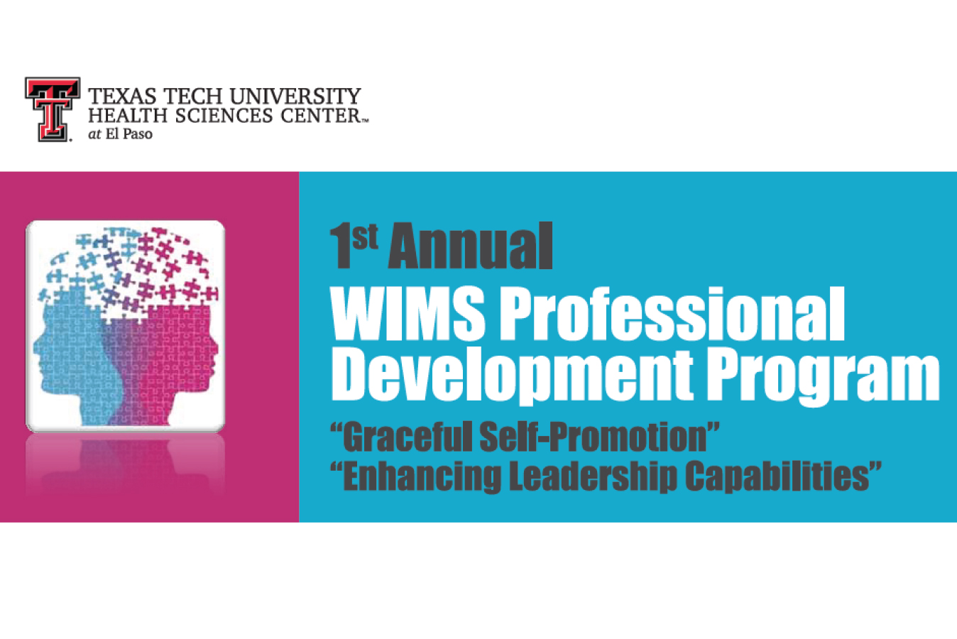 WIMS Professional Development Program