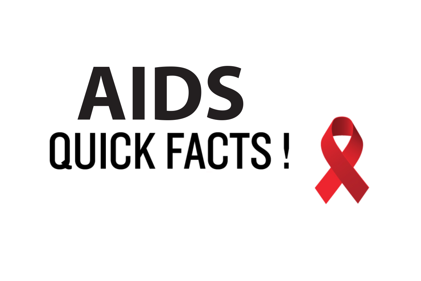 AIDS Quick Facts