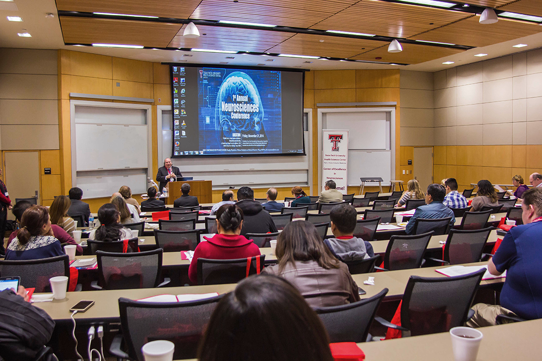 TTUHSC El Paso Center of Excellence in Neurosciences Conference
