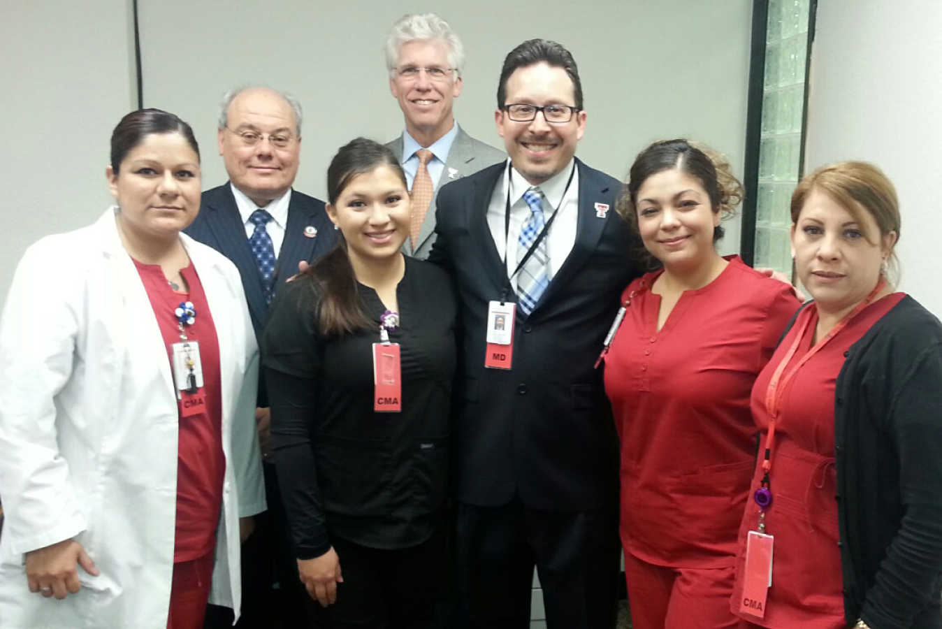 UTEP, Texas Tech Hold Open House for Employee and Family Care Center