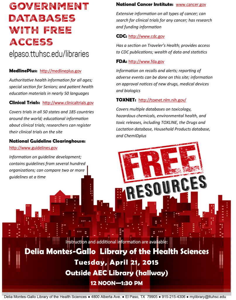 Free Resources Flyer_EP_2015