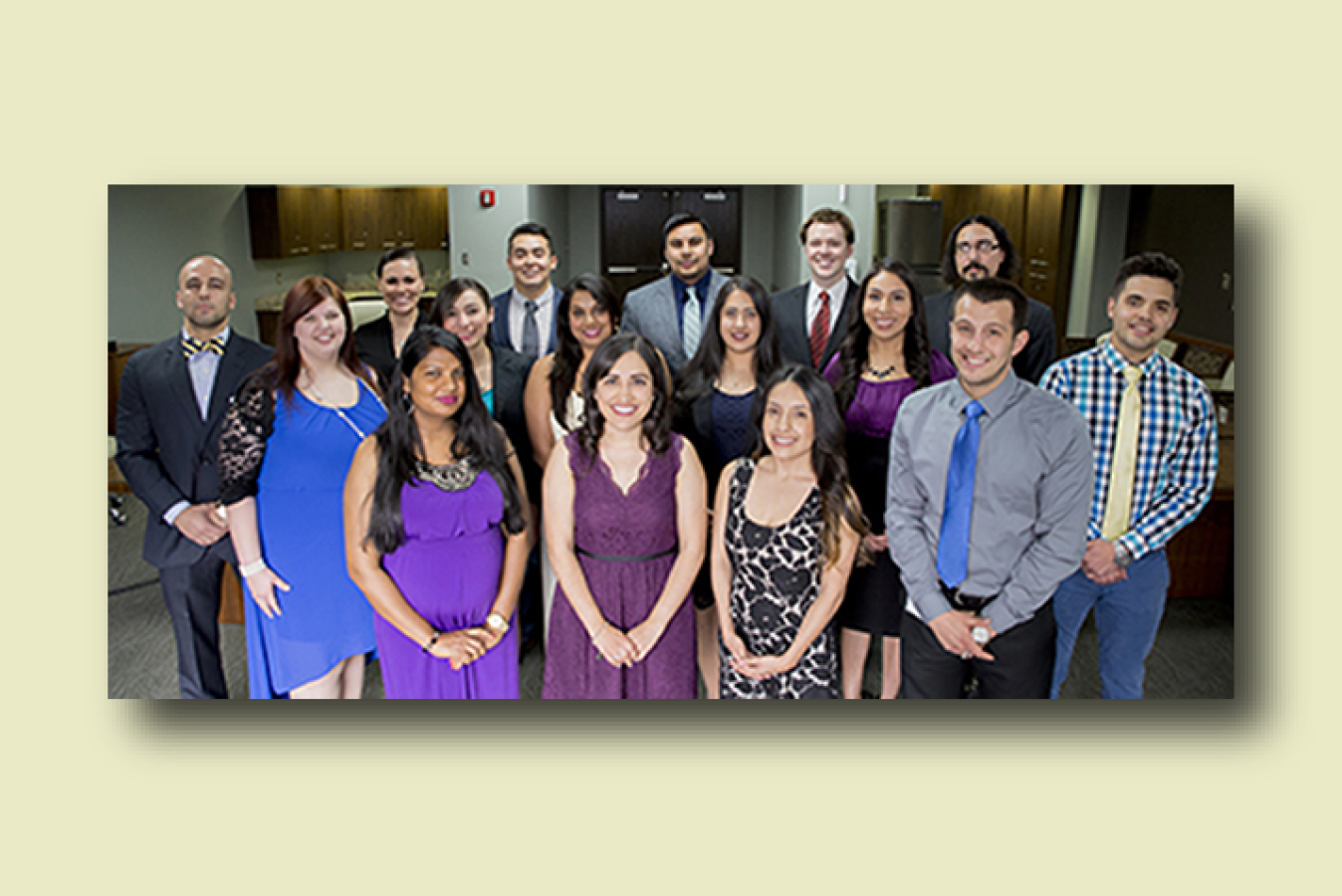Regional Graduate School of Biomedical Sciences Graduates Honored