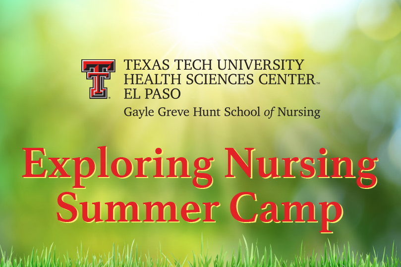 Second Annual Exploring Nursing Summer Camp