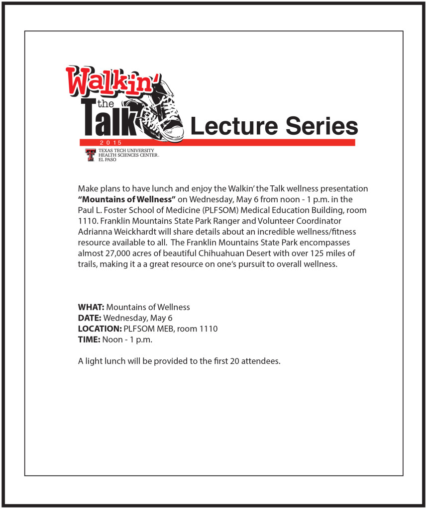 WTTLecture_March2015