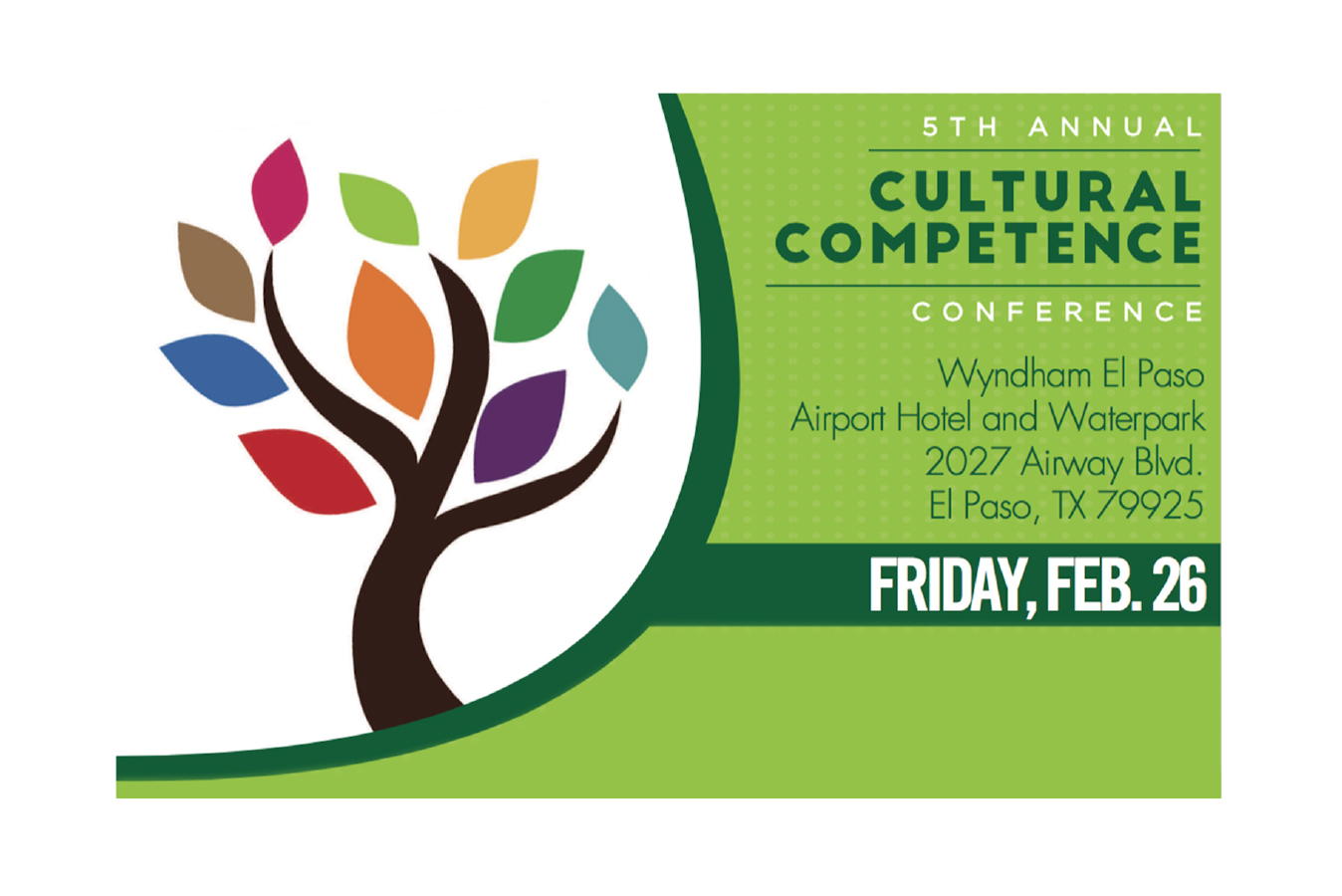 Fifth Annual Cultural Competence Conference