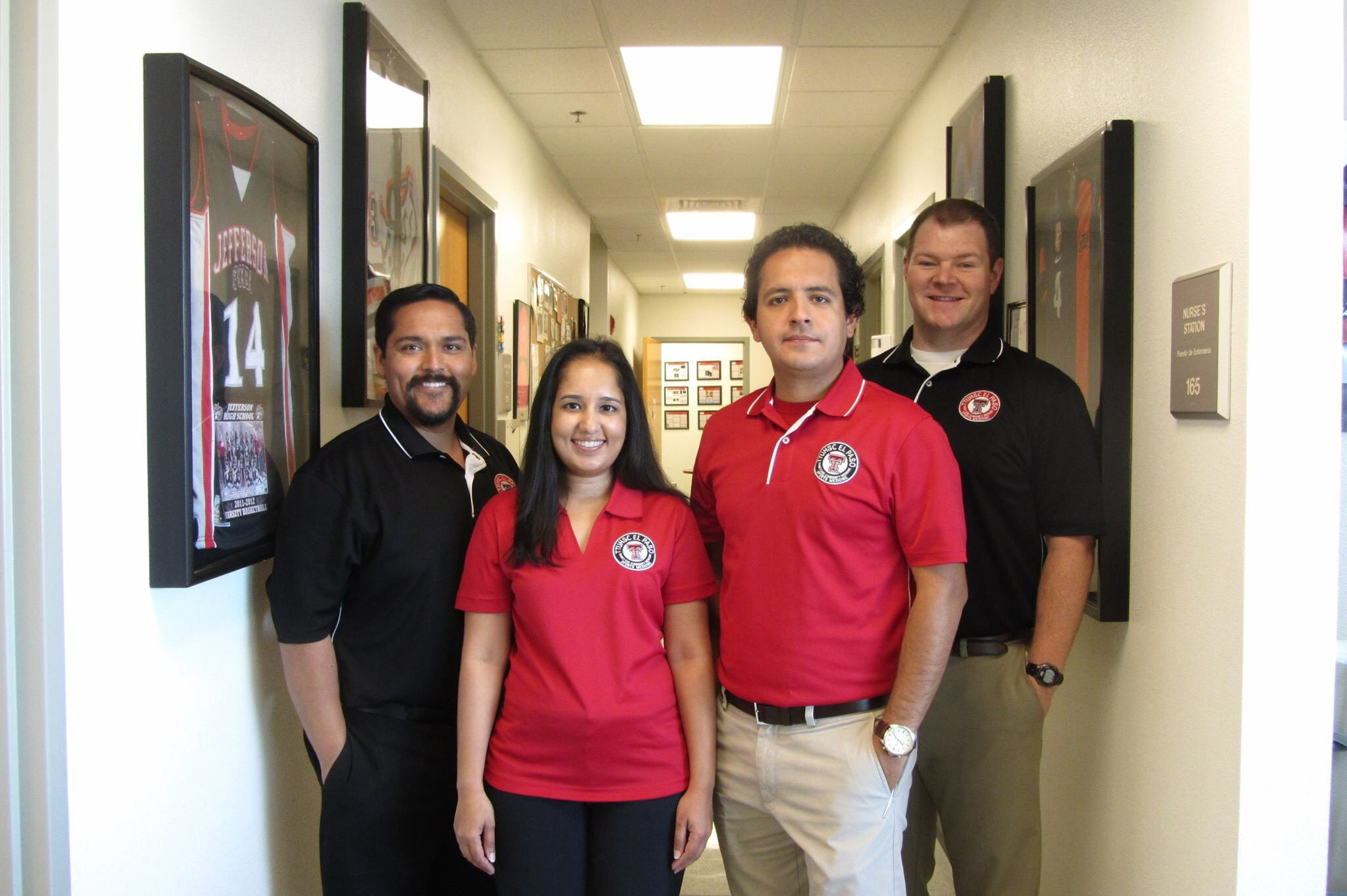 "TTUHSC El Paso Sports Medicine Fellowship Team is ""Go-To Team"" for Concussions"
