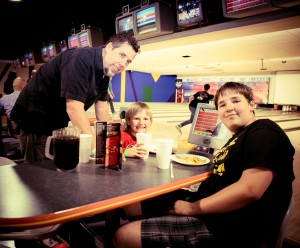 2016 Residents Bowling Night 011