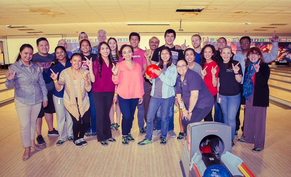 GSBS Bowling Night 131