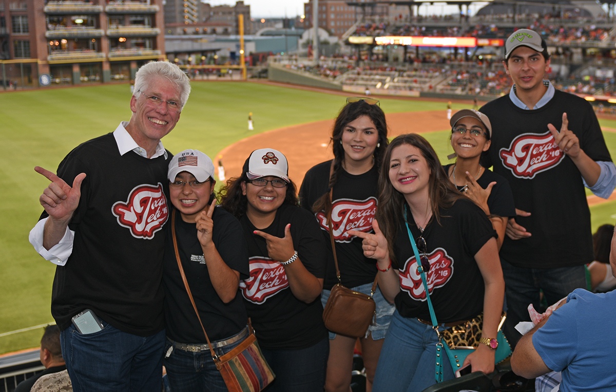 2nd Annual Texas Tech Night at the El Paso Chihuahuas