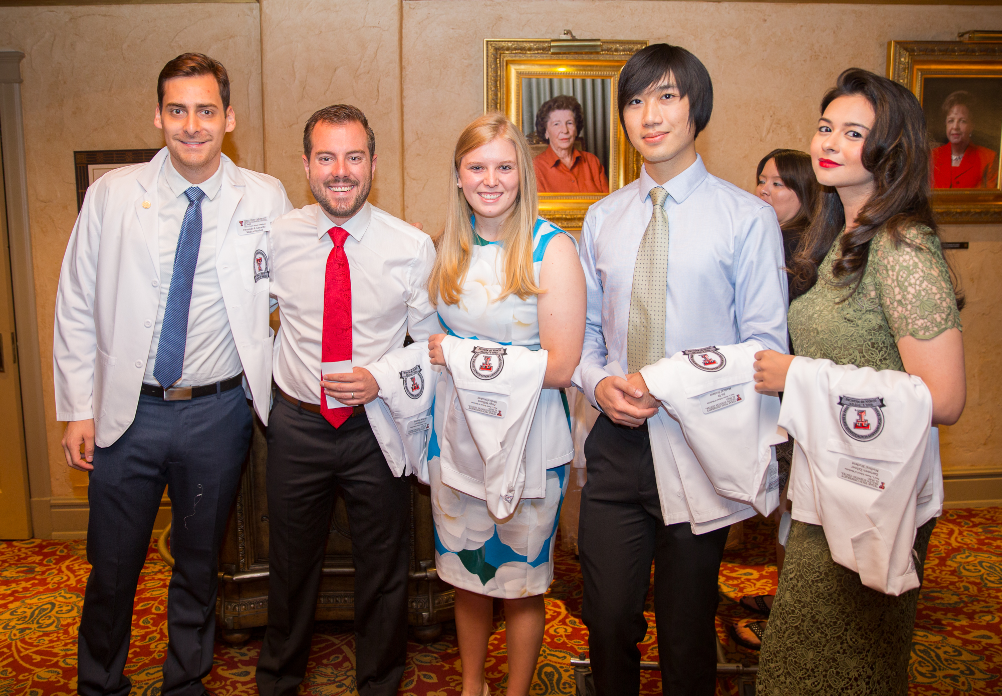 Paul L. Foster School of Medicine Holds White Coat Ceremony for ...