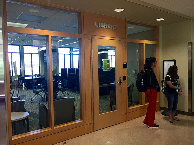 MEB Library Installs Swipe-Card Security System for Students