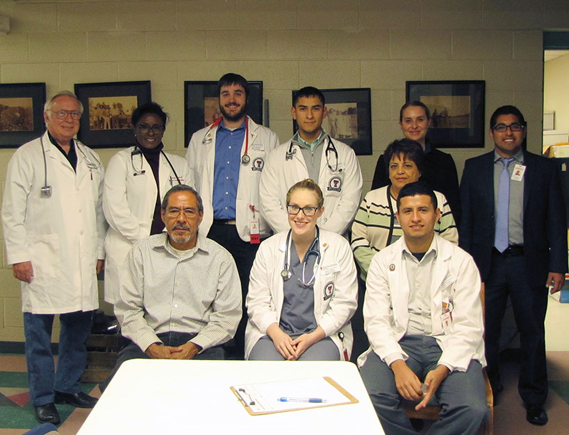 TTUHSC El Paso's Migrant Farmworkers Clinic Program Awarded $351,721 Grant