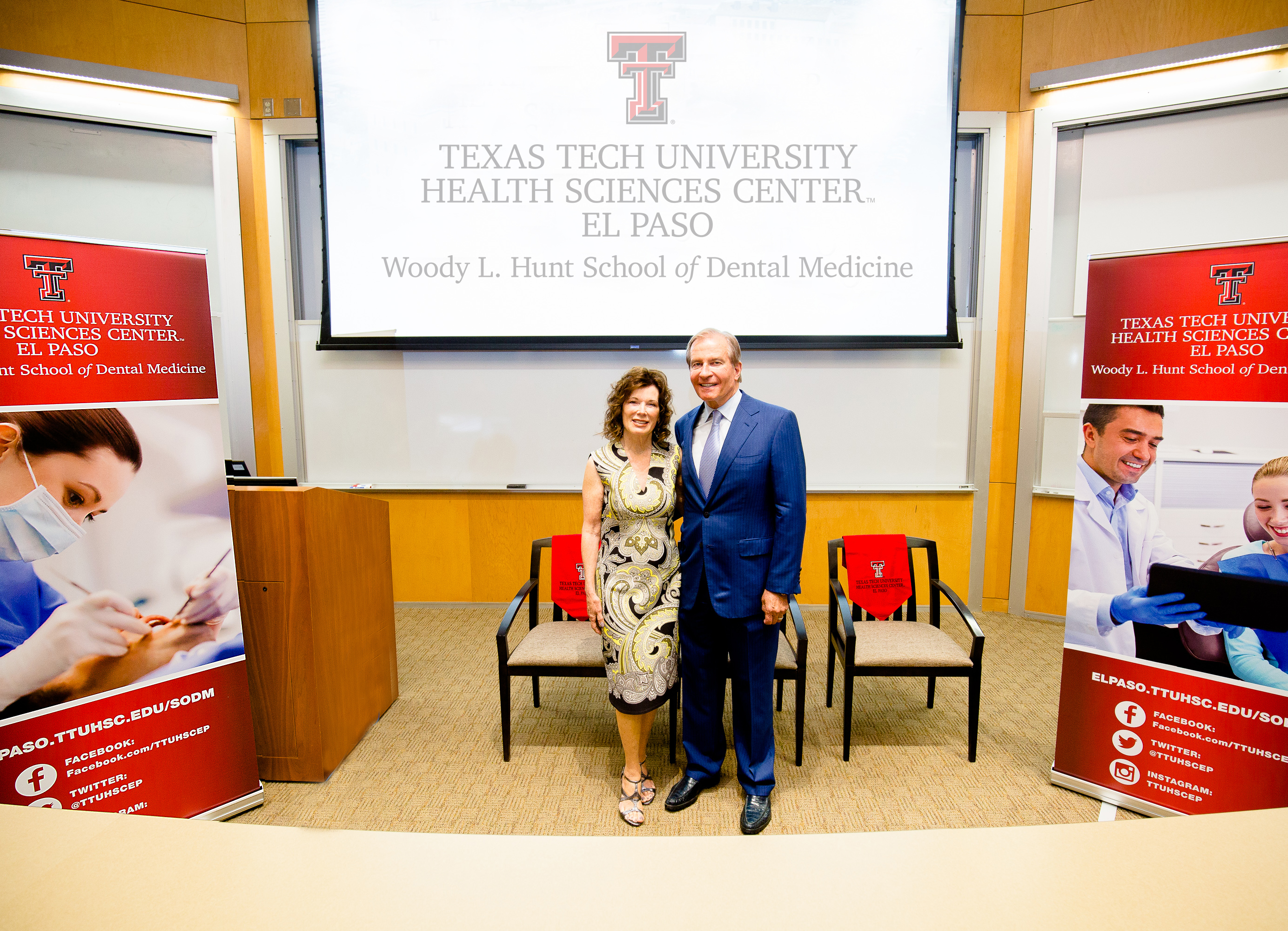 TTUHSC El Paso Announces School of Dental Medicine