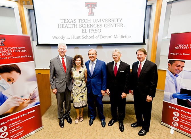 $25 Million Gift Establishes New Dental School in El Paso