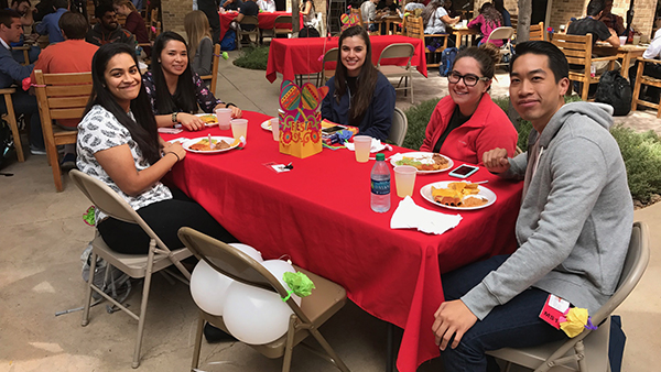 SGA Celebrates Campus Pride with Fall Fiesta