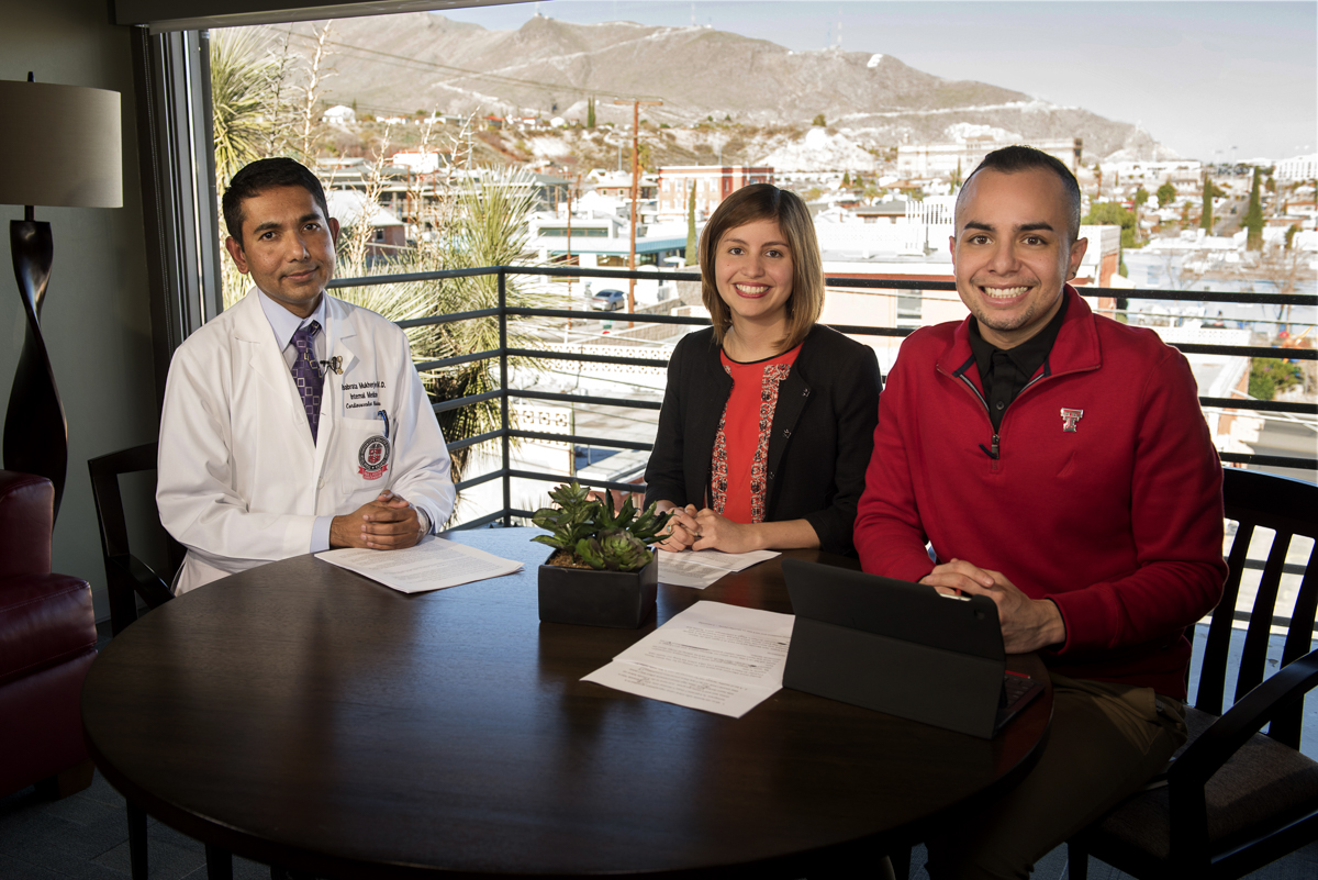 TTUHSC El Paso Holds Heart Health Q&A Session