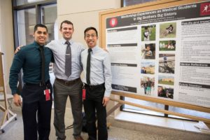 Winning Poster Presentation - Mentorship...