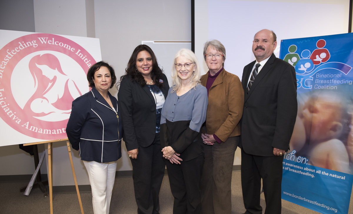 Baby Café Supports Binational Breastfeeding Initiative