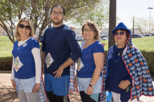 Colorectal Cancer Awareness March