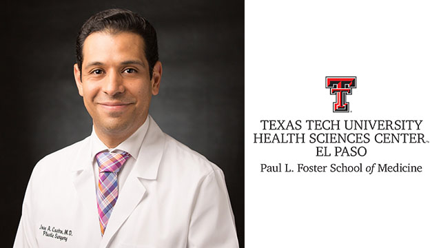Plastic Surgeon Brings New Skills, Services to TTUHSC El Paso