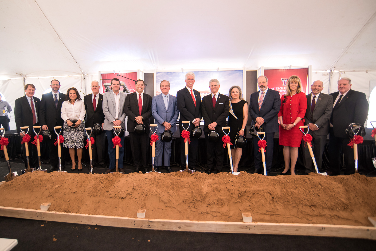 TTUHSC El Paso Breaks Ground on $84.4 Million Medical Sciences Building