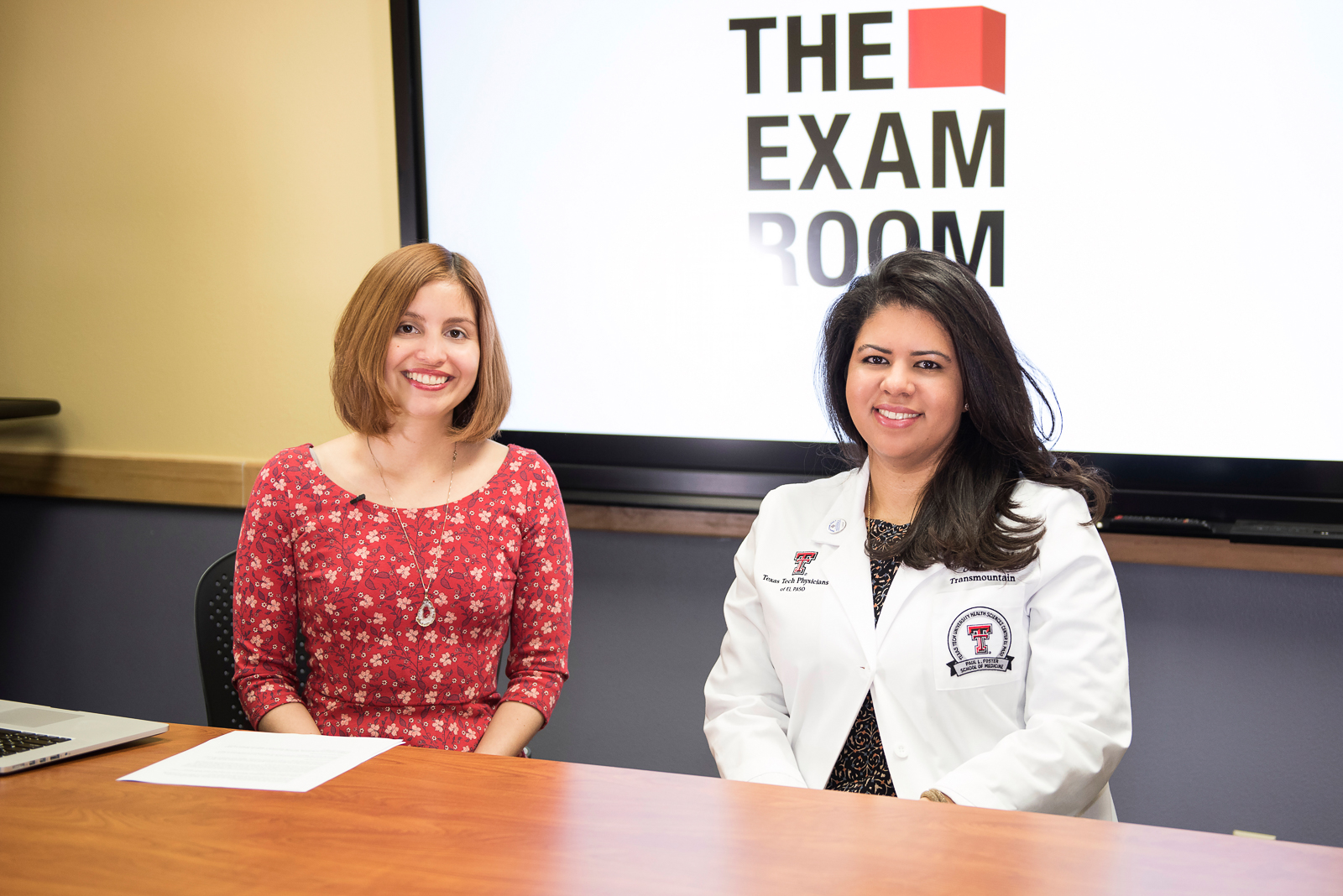 TTUHSC El Paso Holds Q&A on Pregnancy