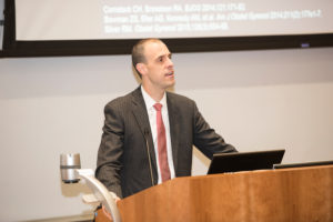 Jason D. Wright, M.D., chief of the Division of Gynecologic Oncology at Columbia University., keynoted TTUHSC El Paso's 12th Annual Obstetrics and Gynecology Symposium.