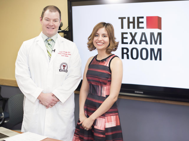 An upcoming Facebook Live Q&A will invite the community to listen in and pose health questions to a physician from Texas Tech University Health Sciences Center El Paso (TTUHSC El Paso). Justin Wright, M.D., a physician in the Department of Family Medicine, will host the session to discuss sports injuries, physical therapy and prevention strategies. Dr. Wright will take questions from viewers about a wide range of topics, including sports medicine trends, like cryotherapy, dietary supplements and fitness trackers. Dr. Wright specializes in sports medicine, concussion management and musculoskeletal examination. He also directs the TTUHSC El Paso sports medicine fellowship program, which works with athletes at The University of Texas at El Paso and local high school sports teams and serves at on-site athletics events like the El Paso Marathon.