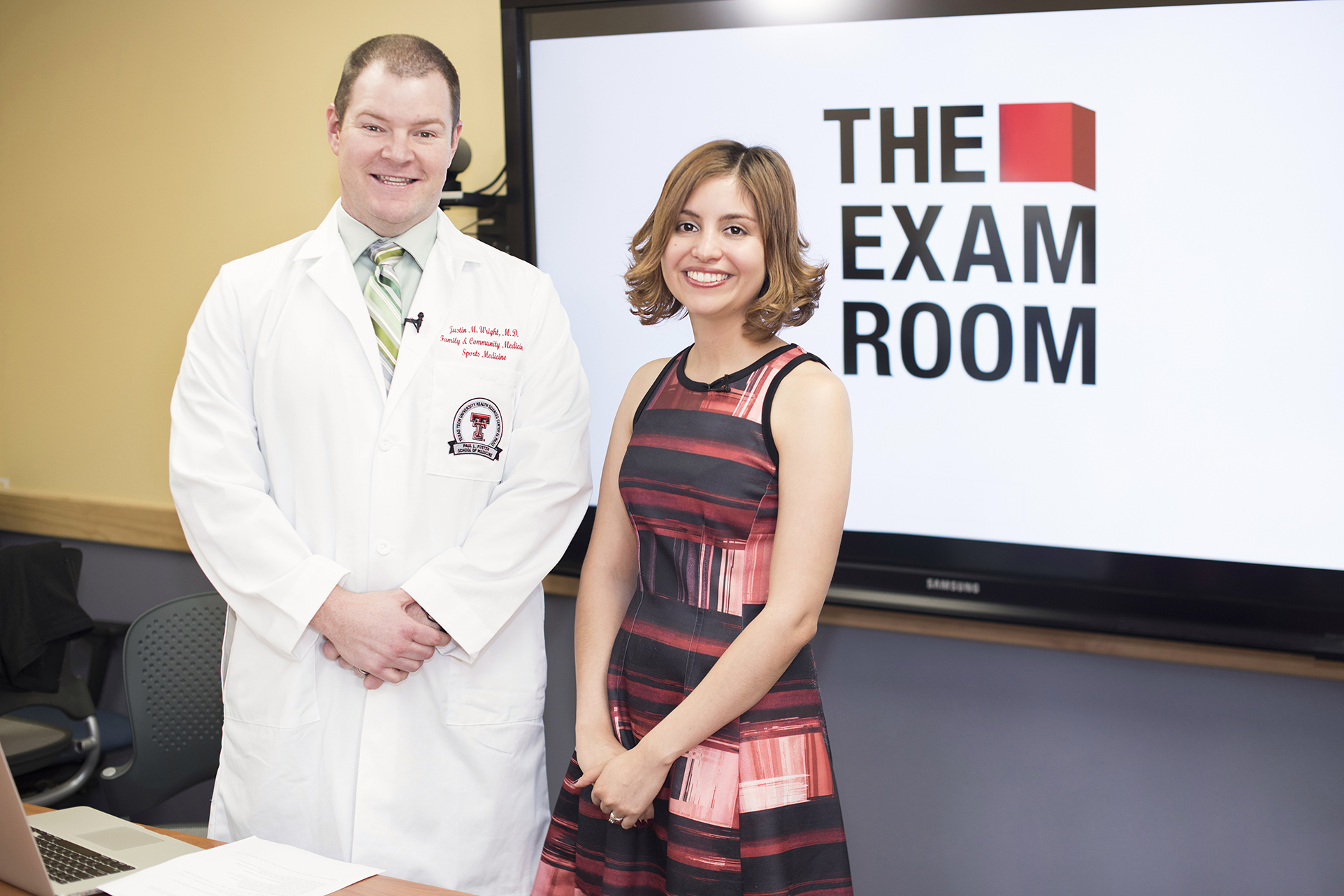 TTUHSC El Paso Holds Q&A on Sports Medicine