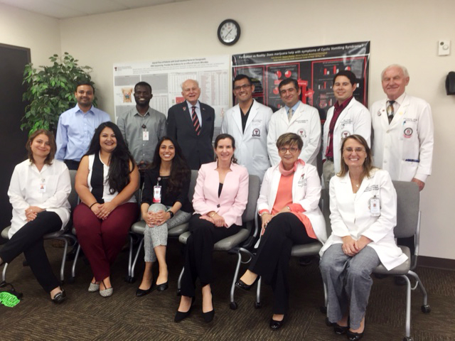 TTUHSC El Paso Research Spotlighted at National Digestive Disease Conference