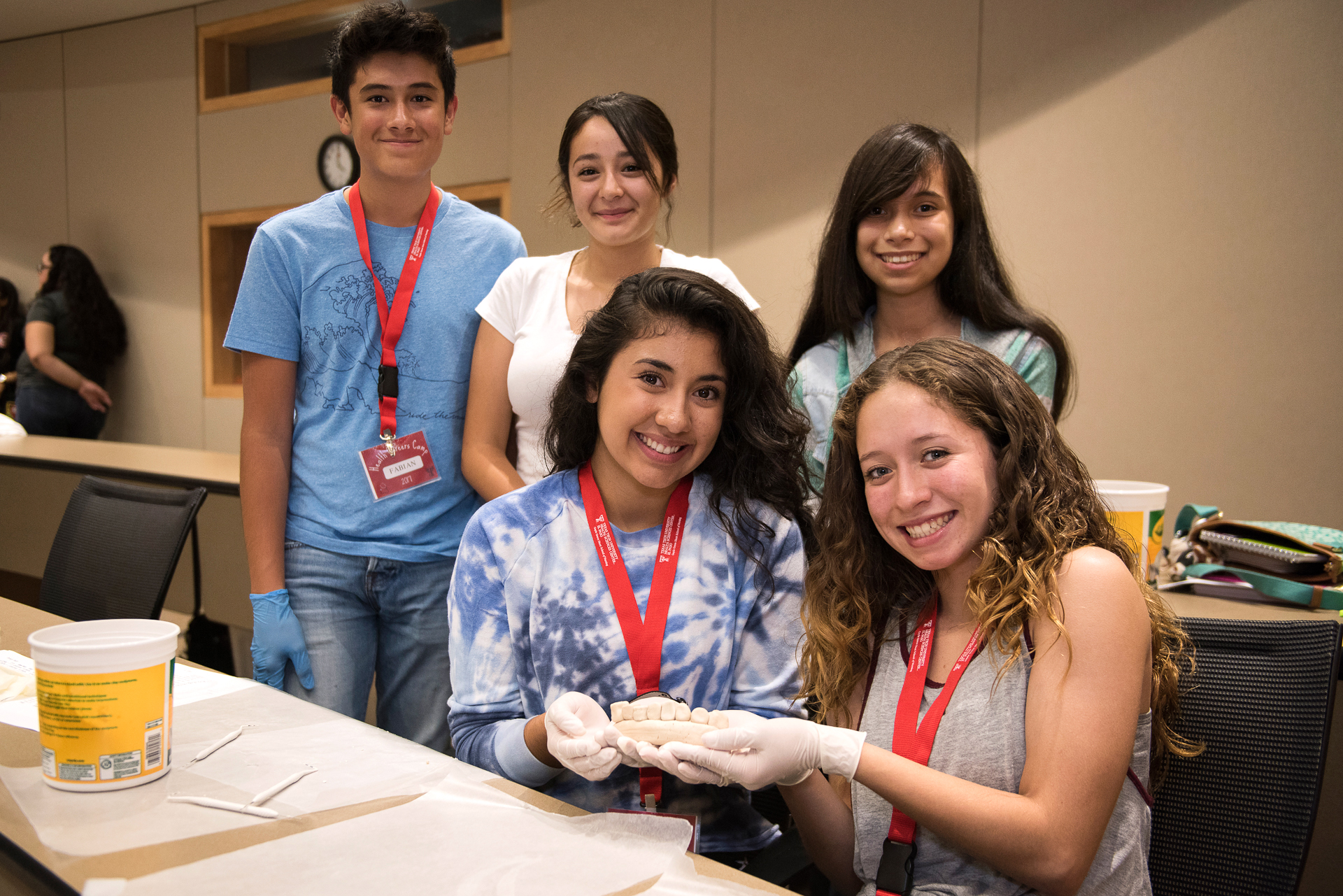 Local High Schoolers Attend Summer Health Careers Camp