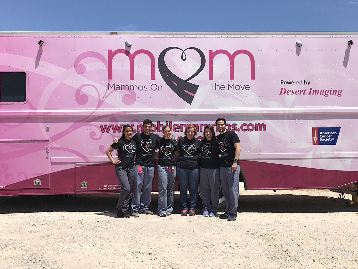 Student Run Clinic Provides Free Mammogram Screenings