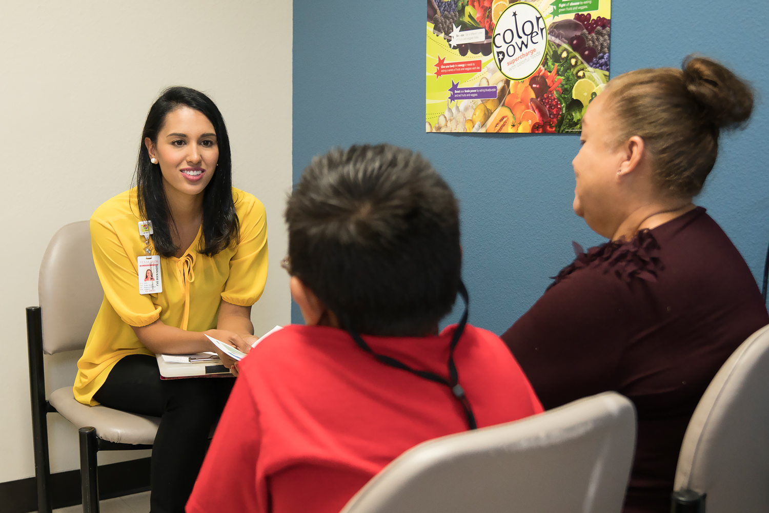Pediatrics Clinic Helps Children Rethink Their Eating Habits