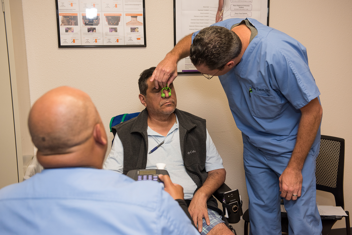 Texas Tech Physicians of El Paso Clinics Offer ALS Patients One-Stop, Multidisciplinary Care