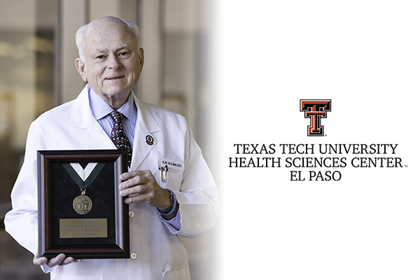 TTUHSC El Paso Professor Named Laureate by American College of Physicians