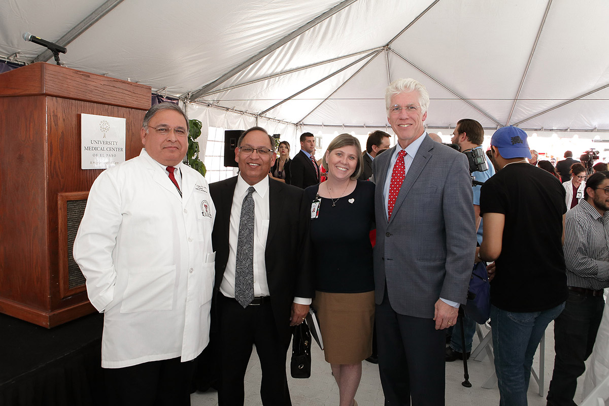 UMC Makes History as Borderland's First Comprehensive Stroke Center