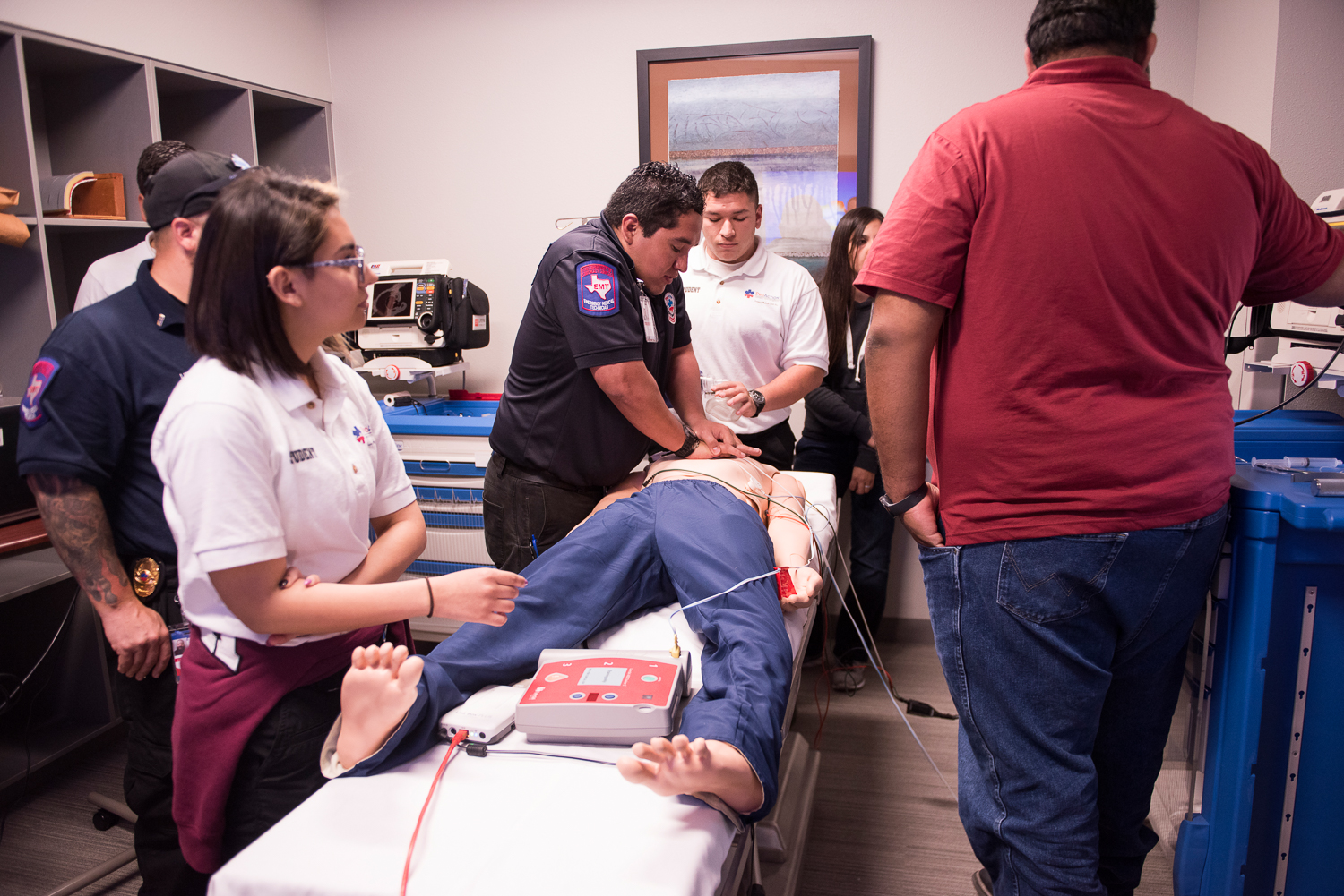 Conference Offers El Paso EMS Providers Rare Educational Opportunity