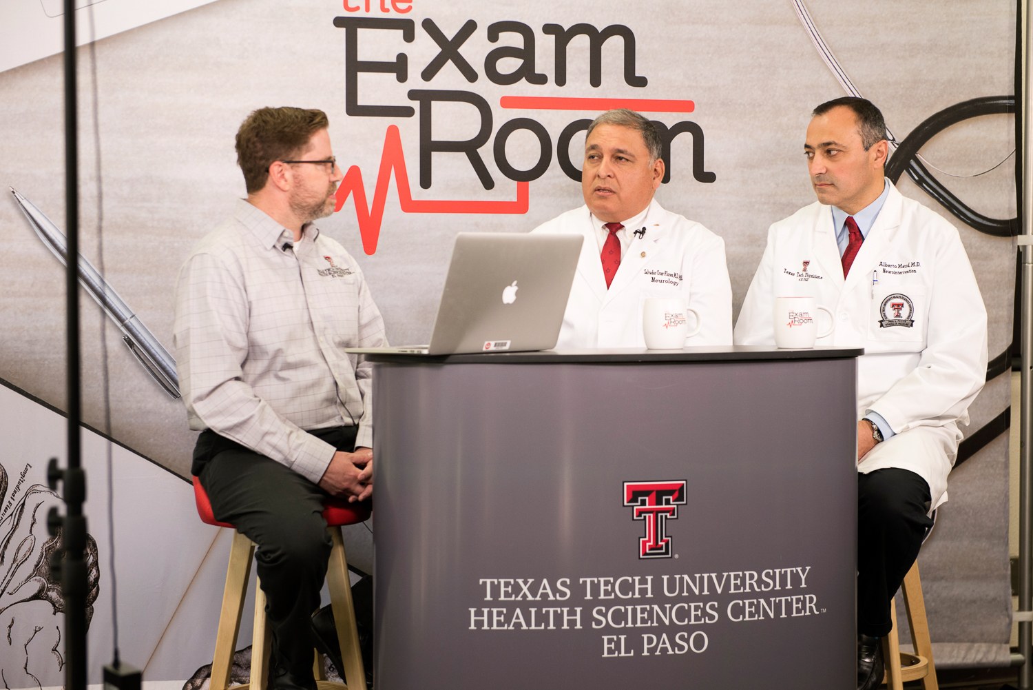 TTUHSC El Paso Hosts Q&A on Stroke