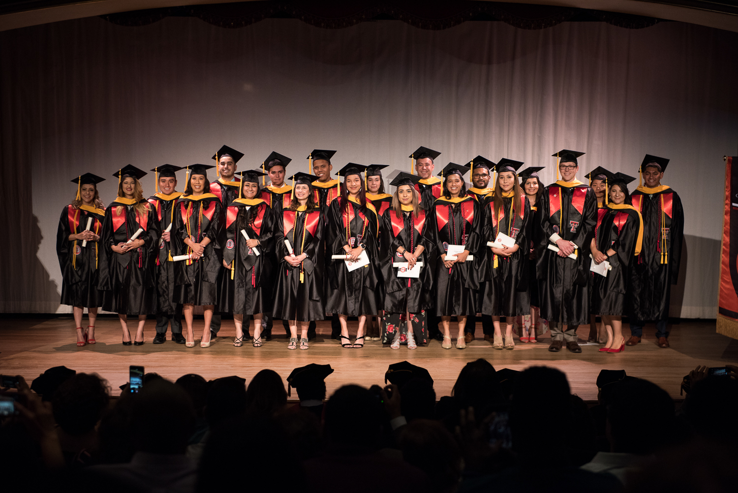 TTUHSC El Paso's Spring Commencement Includes First Class of Graduate Students