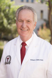Richard C. Black, D.D.S., M.S., was recently announced as Dean of Texas Tech University Health Sciences Center El Paso's Woody L. Hunt School of Dental Medicine. Dr. Black, who has served as Interim Dean of the WLHSDM since 2017, brings 39 years of experience as a practicing orthodontist to TTUHSC El Paso's newest school.